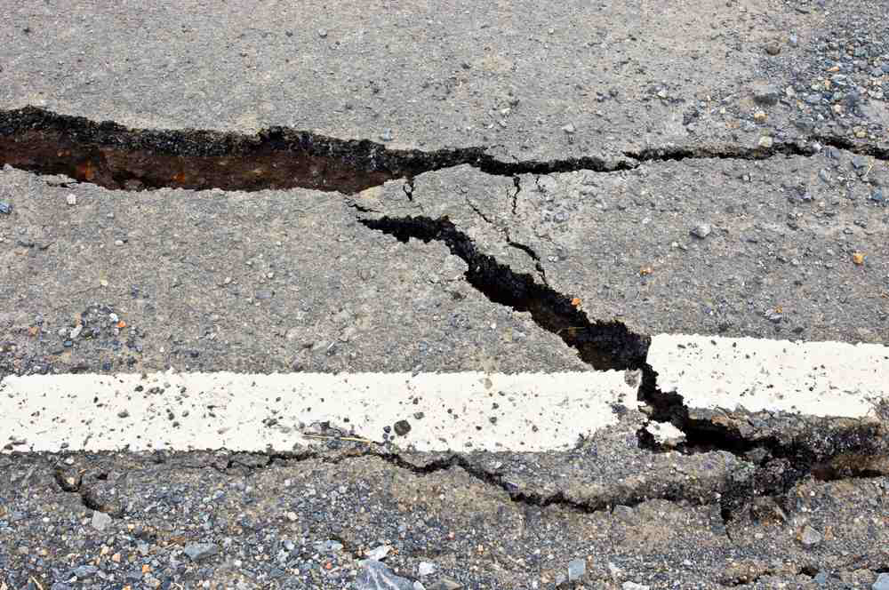 Damage to roads and bridges is one concern in the debate over heavier trucks.