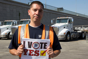 Trucker at center of classification fight heads to White House for 'Worker Voice' panel