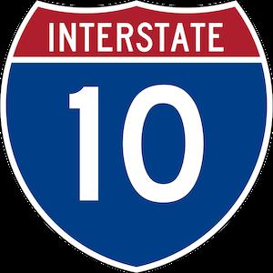I-10 closures beginning tonight in Phoenix