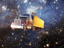 Space truckin', gubmint-style