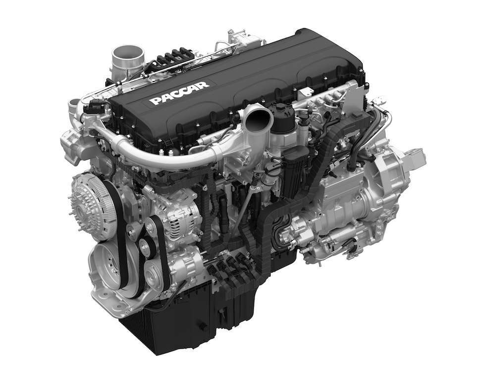 Paccar MX-11 engine to be offered for certain Peterbilt models