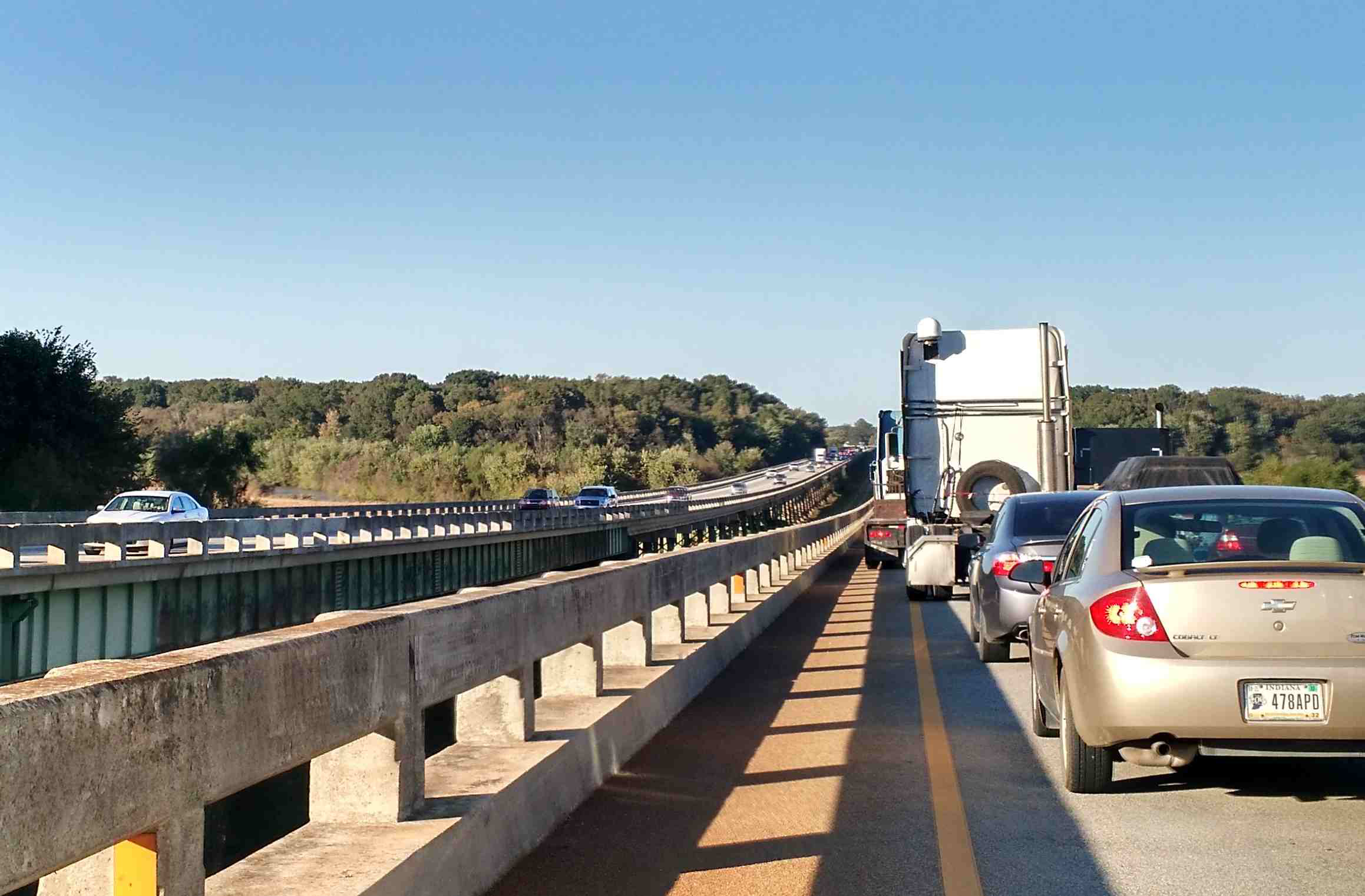 Latest short-term highway bill passes House, heads to Senate