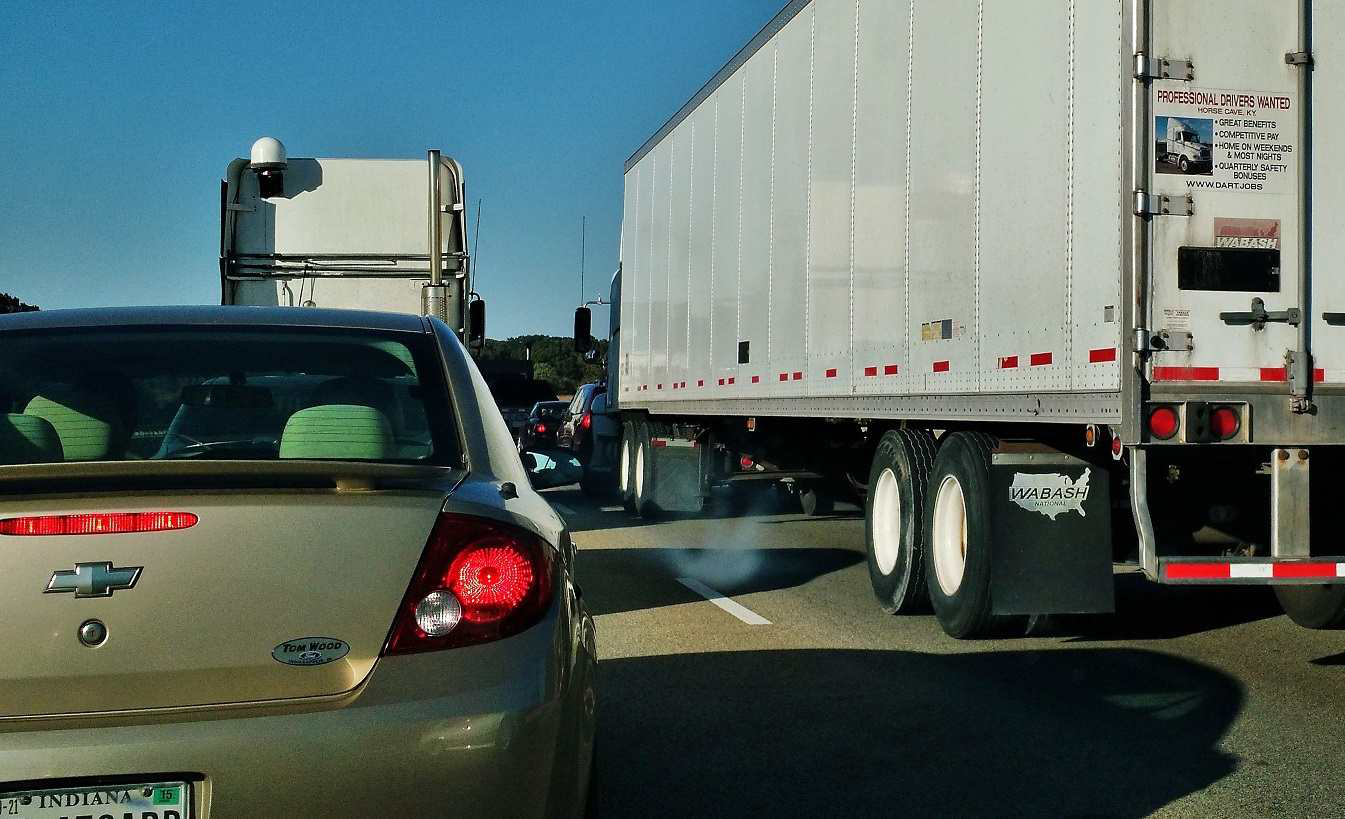 Traffic cost trucking industry nearly $50B in 2014, ATRI says