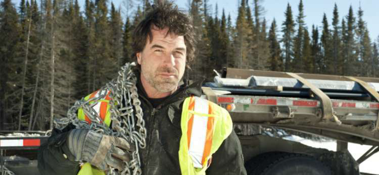 'Ice Road Truckers' wraps up 9th season