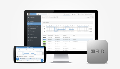 In advance of e-logs mandate, KeepTruckin officially launches its ELD