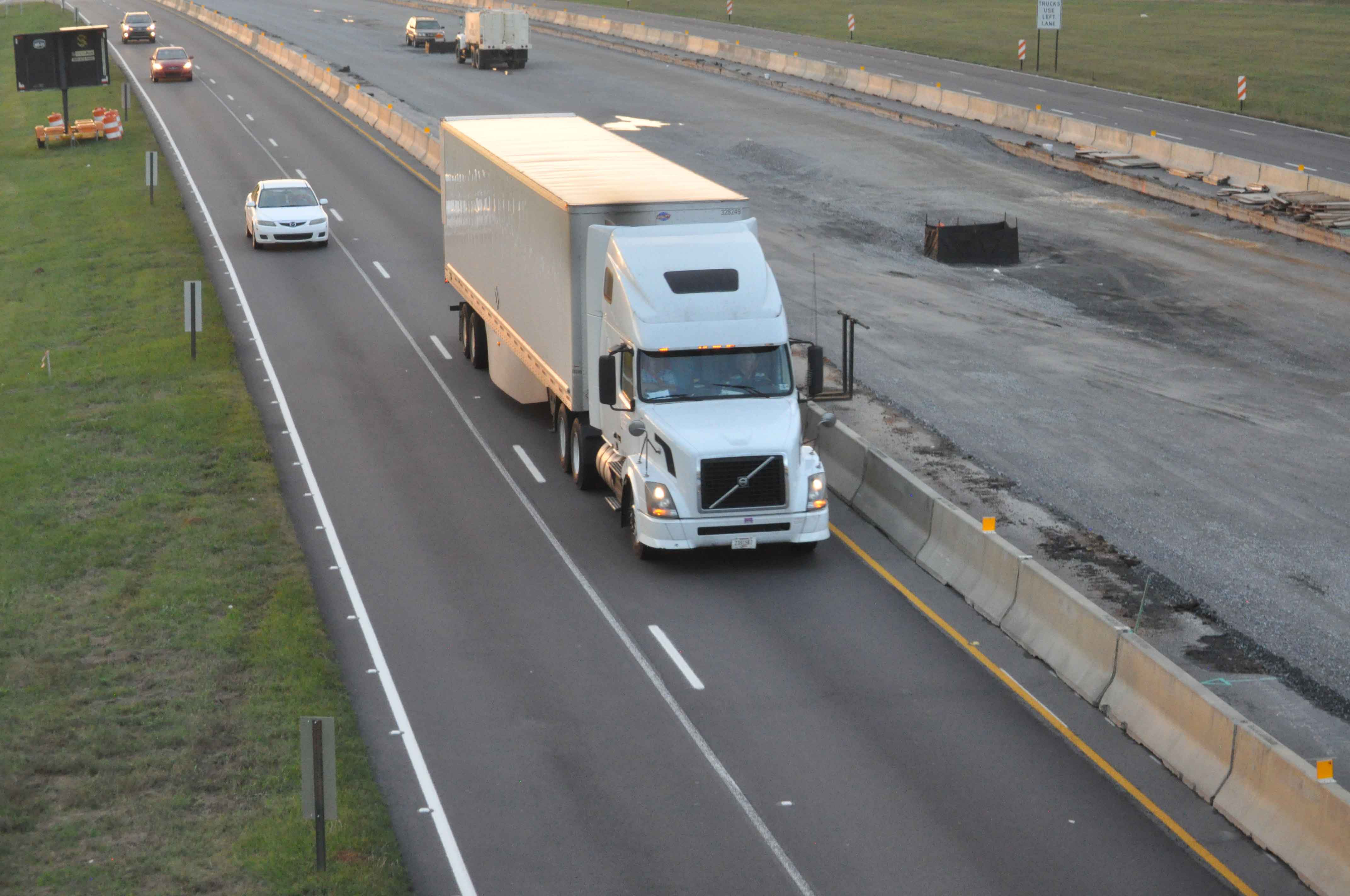 Driver training rule expected this month, speed limiter rule delayed again