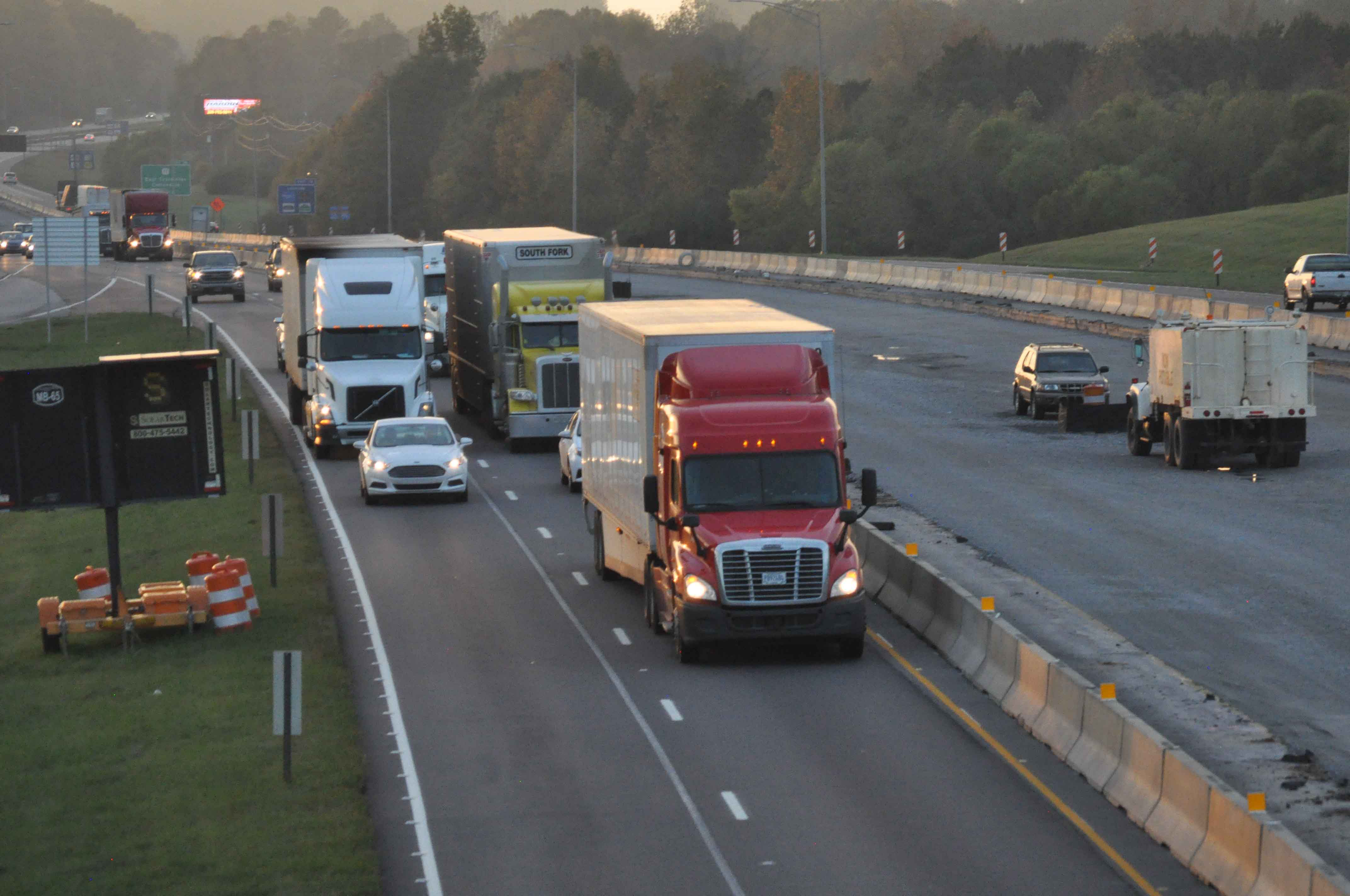 Trucking industry weighs in on CSA, other provisions of FAST Act highway bill
