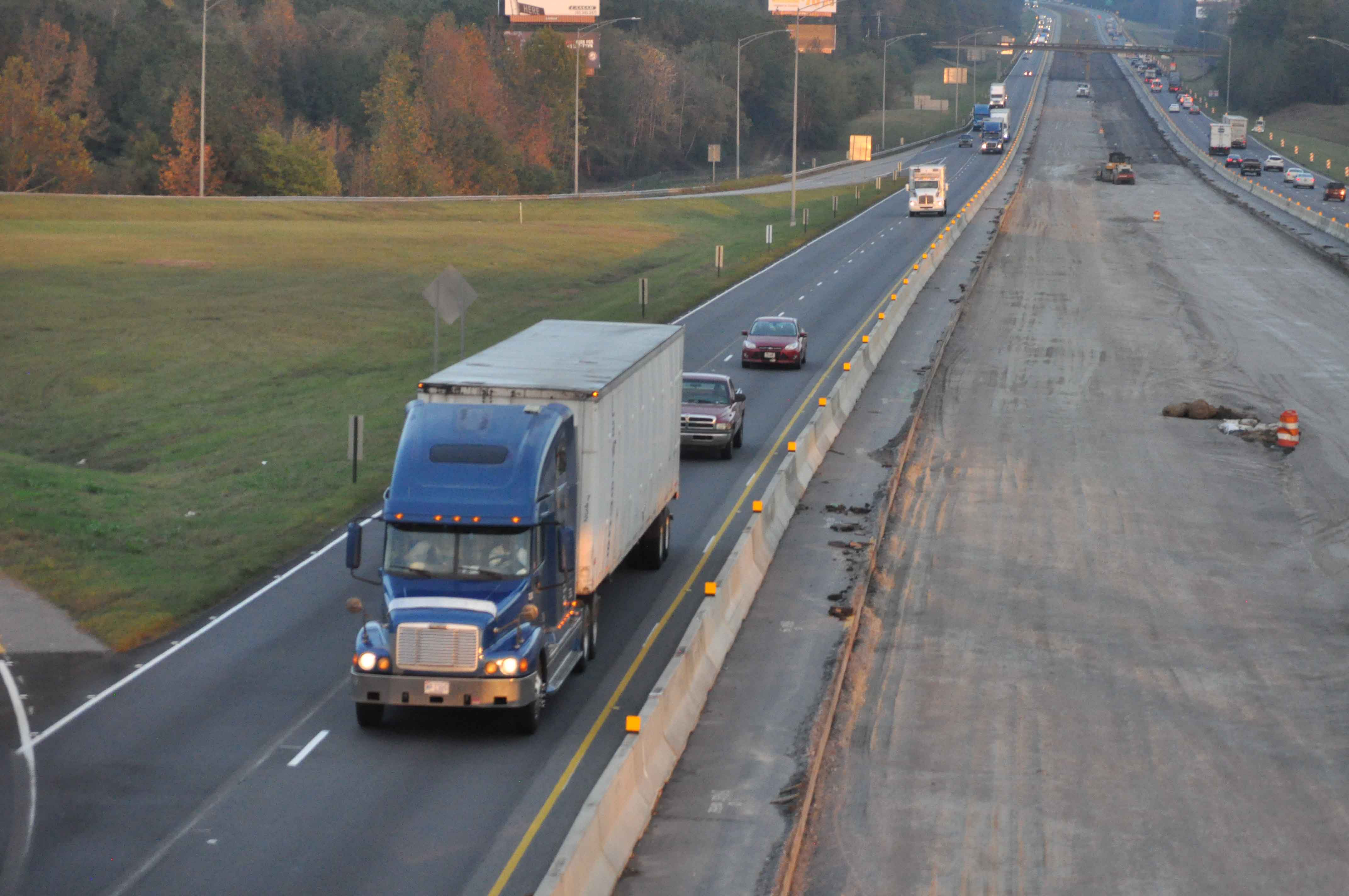 aviation bill would reemphasize federal authority over states regulation of truckers hours pay