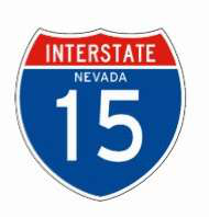 I-15: Expect delays March 8-10