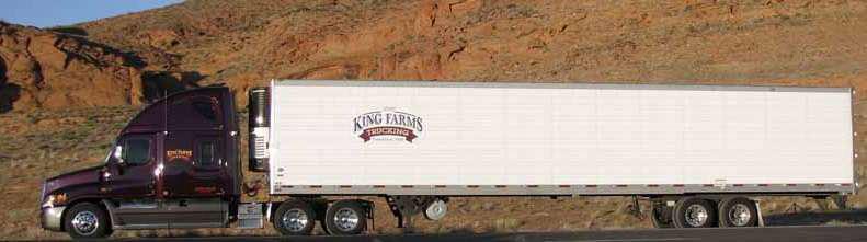Building the customer base: Introducing Utah-based Brandt King of King Farms Trucking