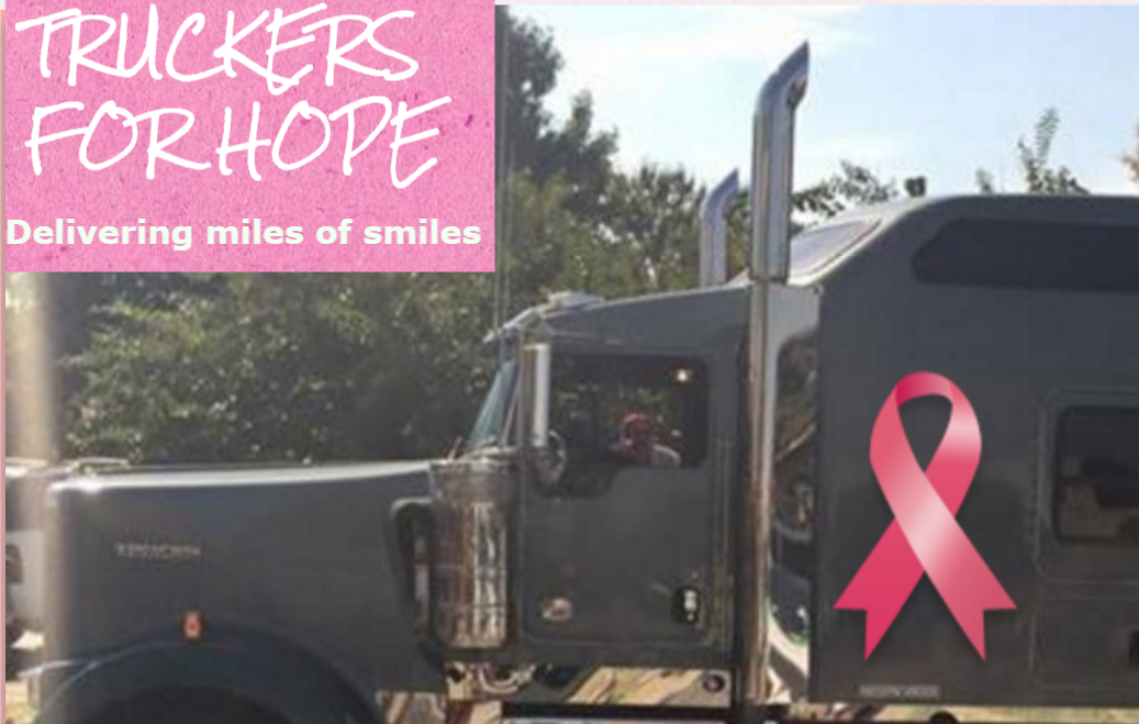 'Truckers for hope' -- big plans for the new year