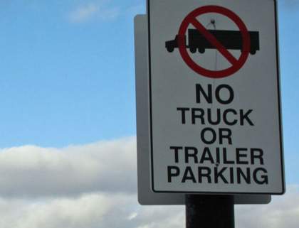 Bad news from the parking trail: Another lot joins the 'no parking' list