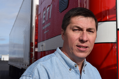 "Cline Everhart says his Tennessee-based, primarily dry-van-hauling small fleet's emphasis on home time has shielded him from the recruiting/retention problems many carriers have reported throughout most of Everhart Transportation's 20-year existence. However, searching for drivers over the past year or two for his 75-truck fleet based in Greenville, Tenn., he's found ""you have to go through a lot before you really get a good one."""