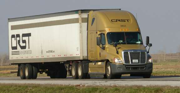Owner-operator sues CRST over alleged racial discrimination in non-driving trainer job