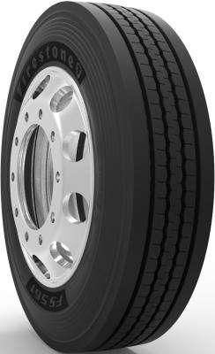 Firestone trailer tire being recalled