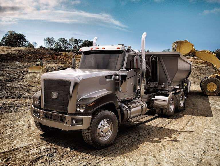 Caterpillar ending vocational truck business just 5 years after entering market