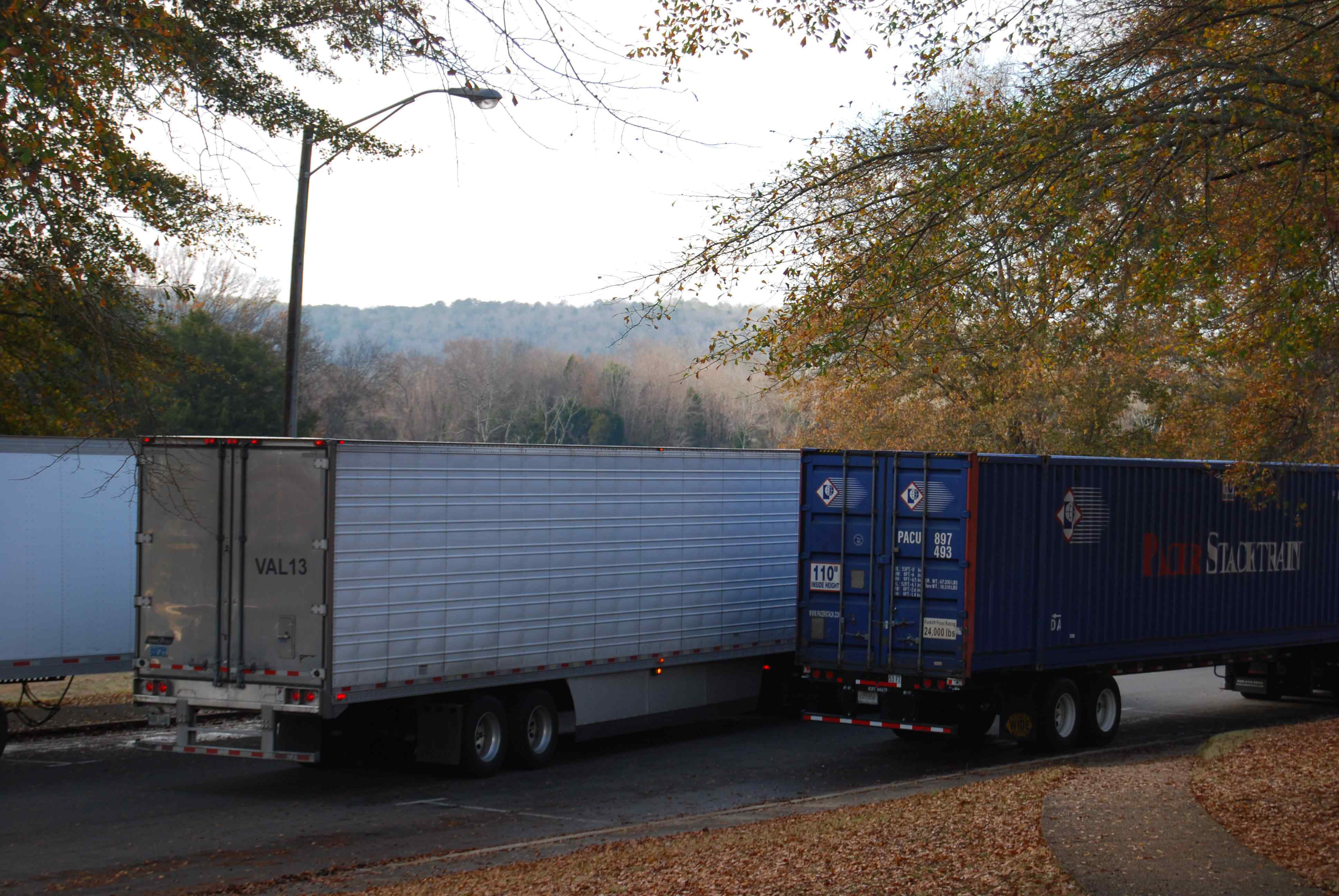 Partners in Business: Choosing a trailer