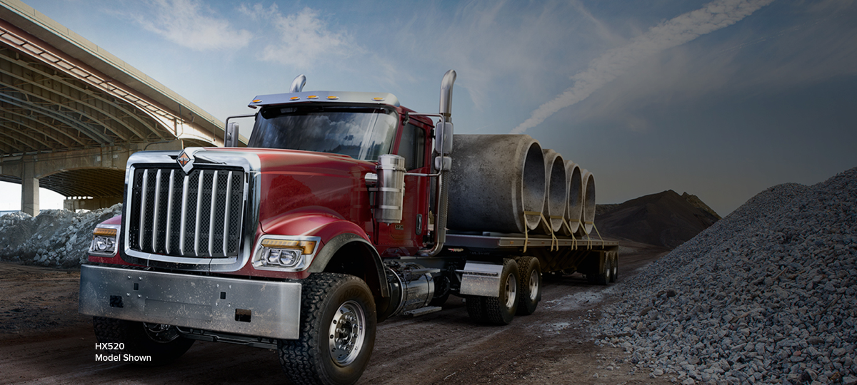International introduces new line of vocational trucks