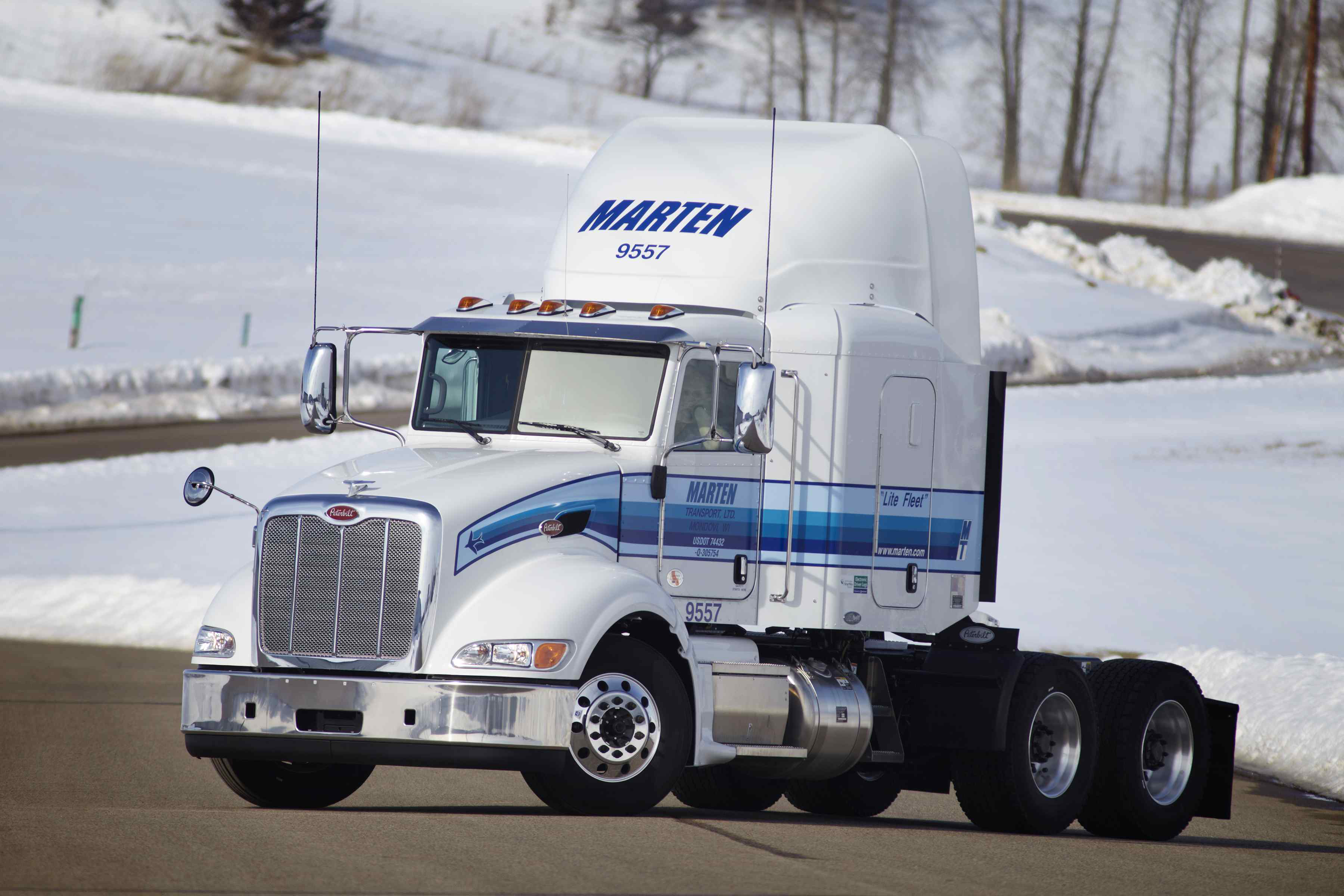 Marten ordered to pay former driver $51k after firing him for refusing overweight load