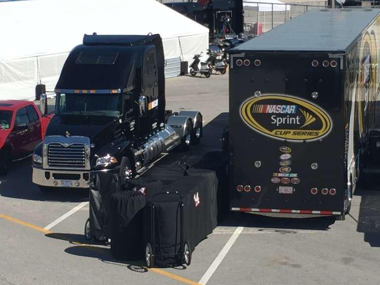 Mack announced as NASCAR's new 'official hauler'