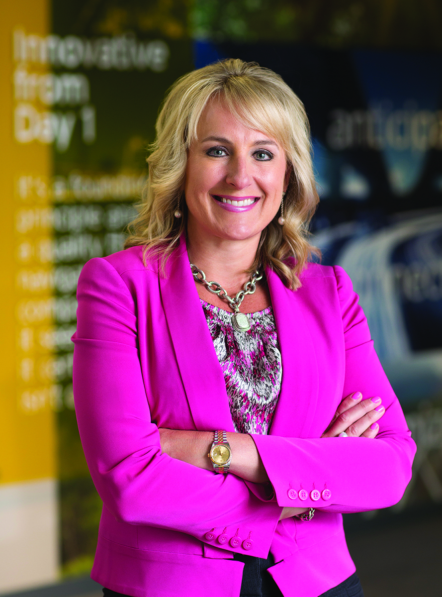 Three finalists named for annual Women in Trucking award