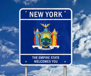 N.Y. truck decal fees deemed unconstitutional, state barred from collecting them
