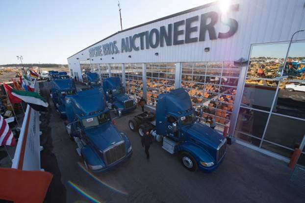 Ritchie Bros. set to hold largest auction of year in Orlando