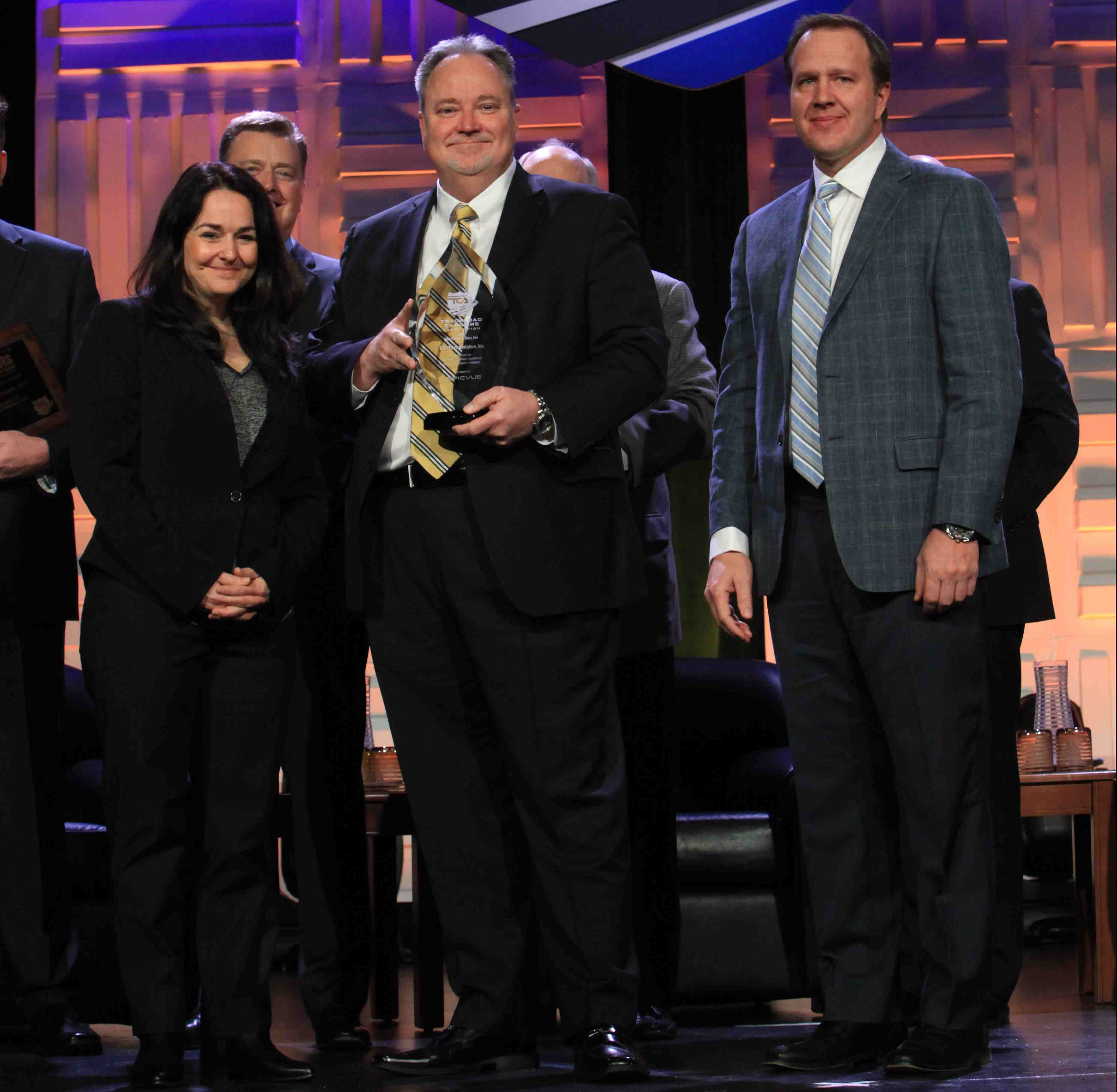 FTC Transportation was named Best Overall Fleet in the small carrier category.