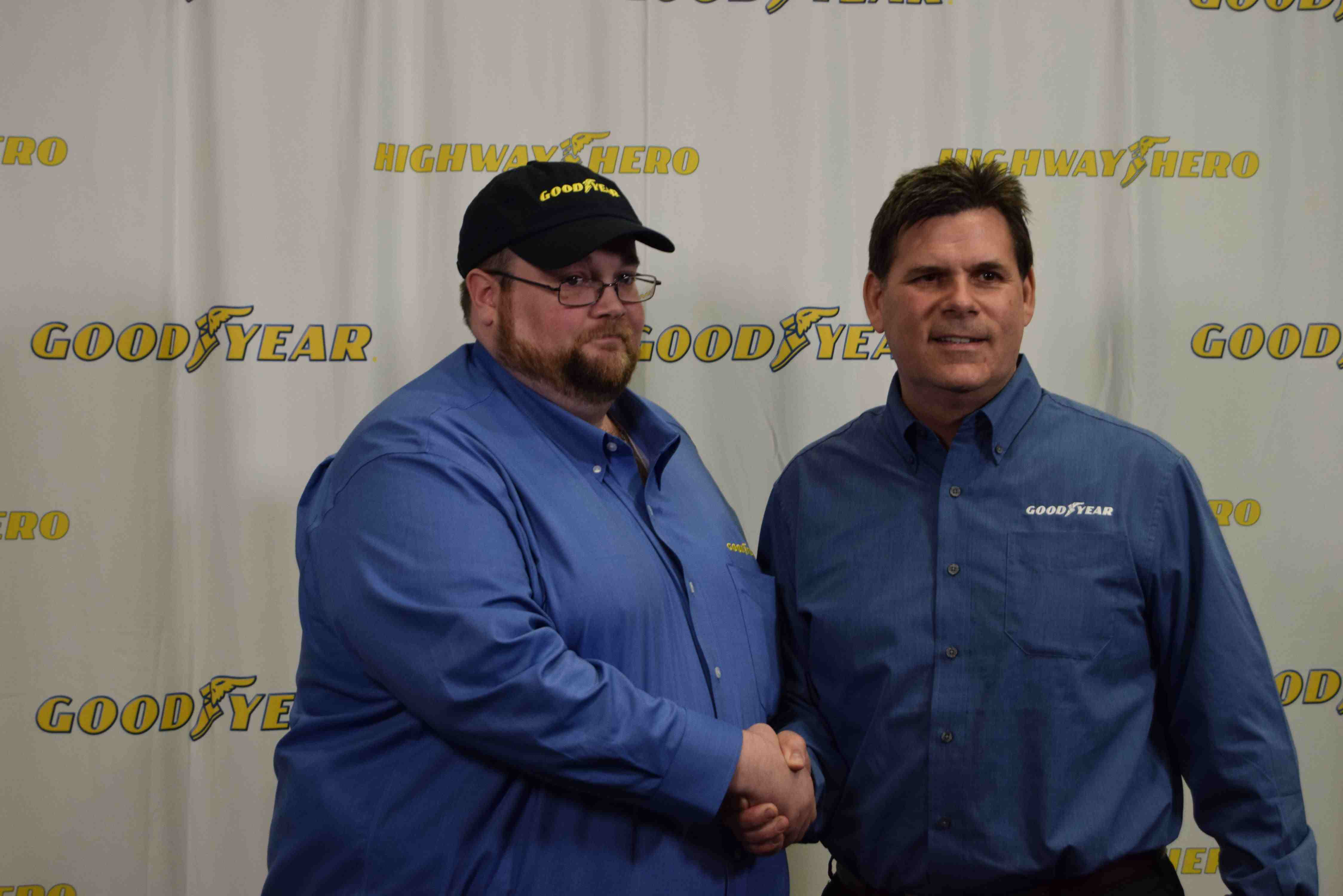 Goodyear Highway Hero nomination period continues through November 29