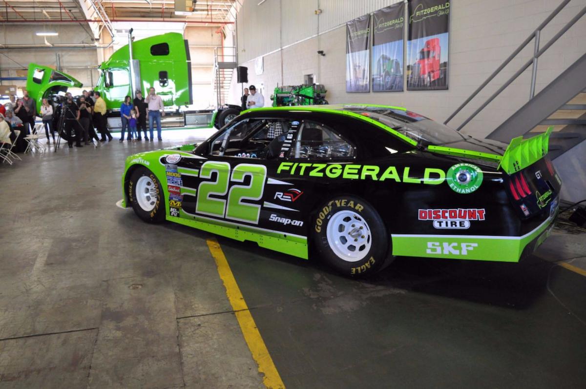 Fitzgerald Gliders to sponsor Team Penske NASCAR Mustang ...