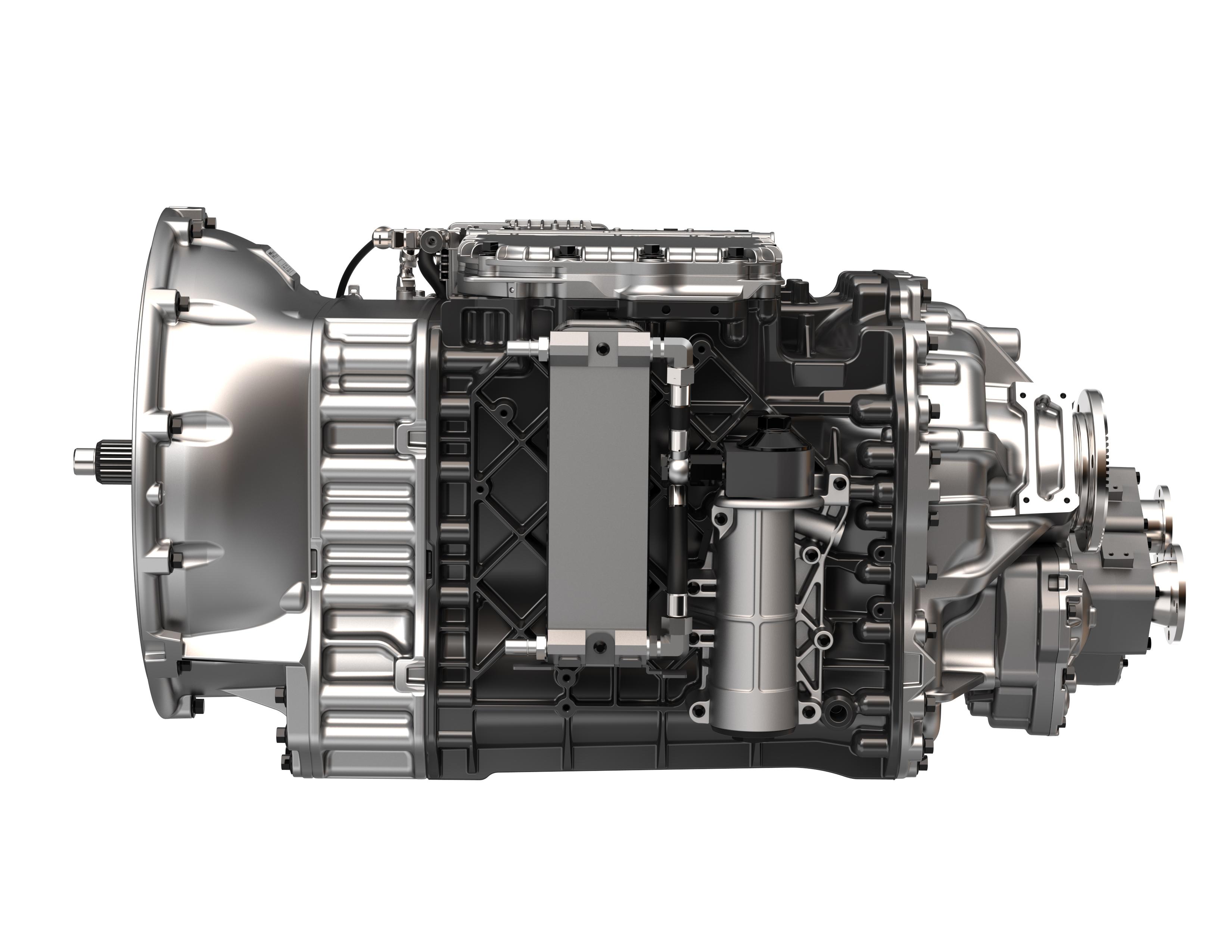 Mack makes 13-speed AMT standard on Granite models