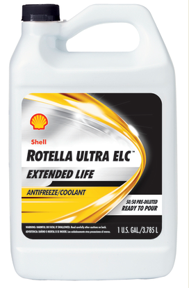 Shell Rotella coolant recalled for lack of bitterant