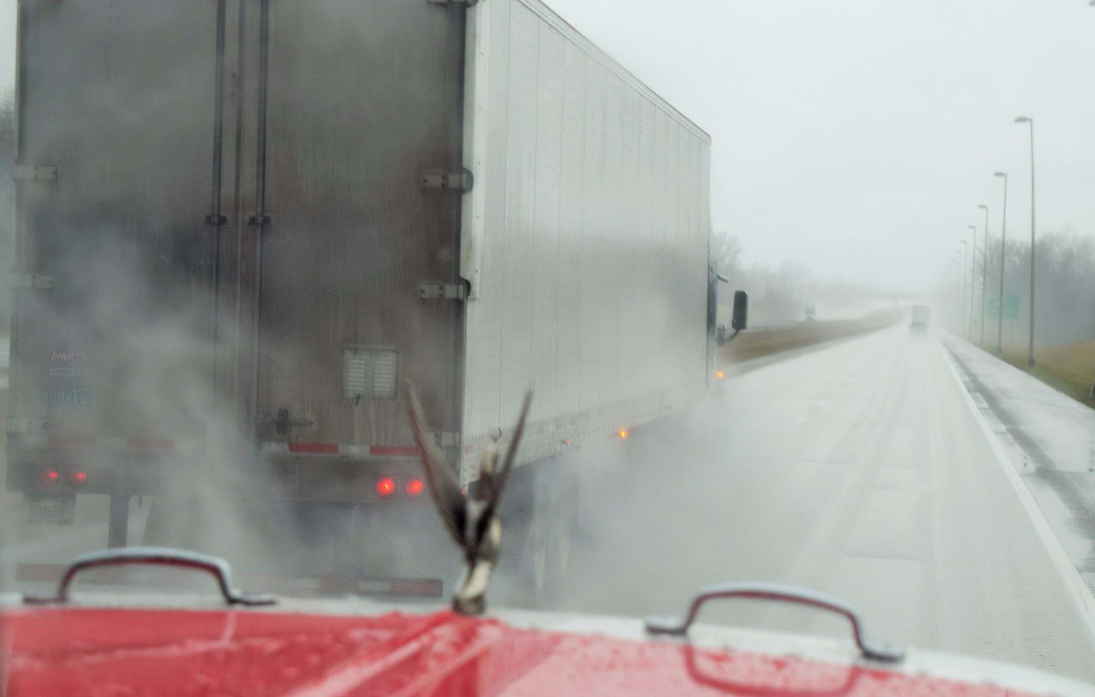 The latest on speed limiters: Senate wants DOT to act now