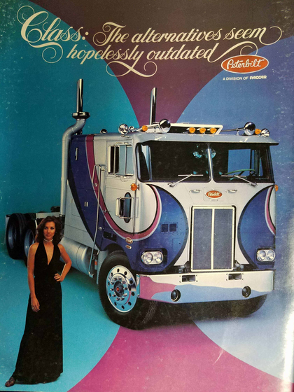 2016 Ford Trucks >> Rearview: Peterbilt ads through the years