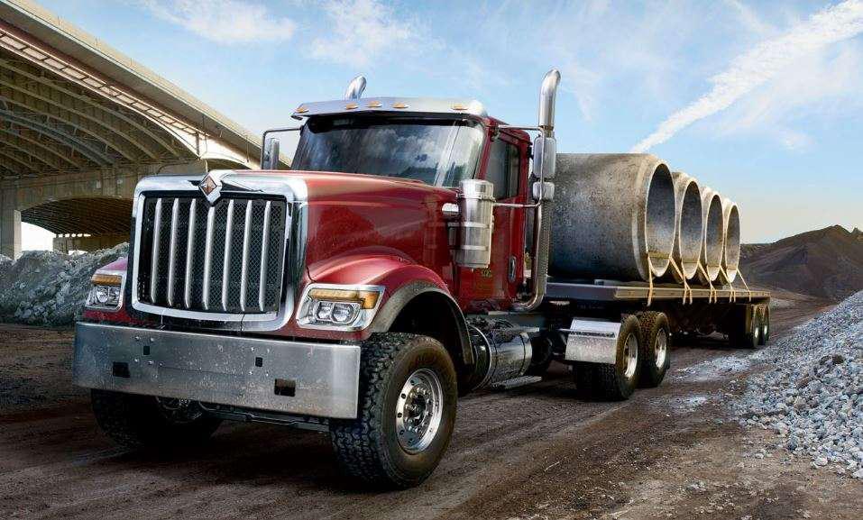 International HX-series heavy-haul model launched ...