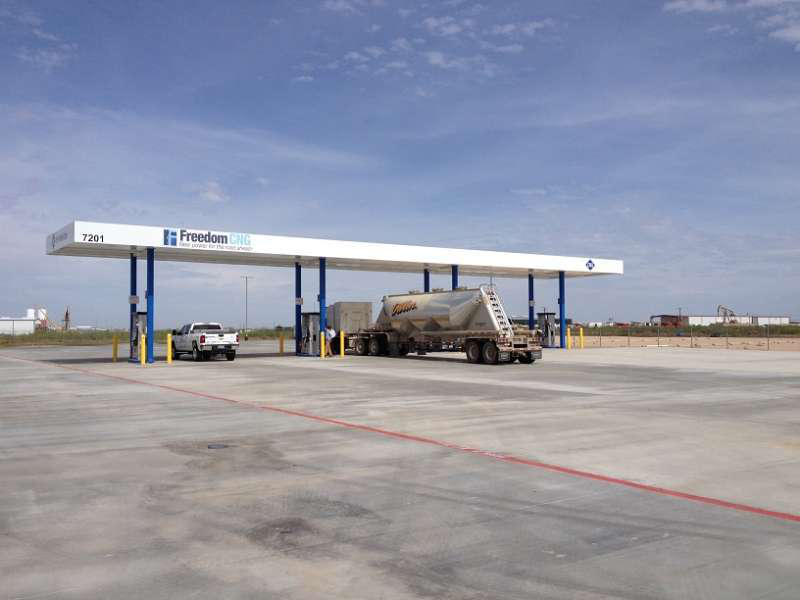 Freedom CNG opens new west Texas location