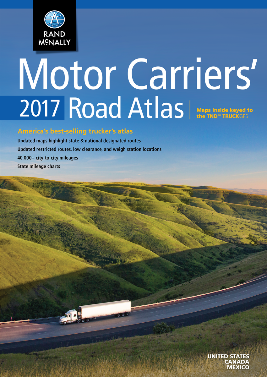 Rand Mcnally Releases Updated Annual Atlas Overdrive