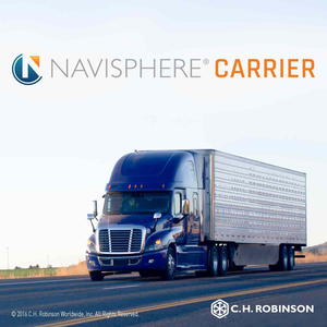 C.H. Robinson: Carrier performance program for first access to freight, online portal updates, more