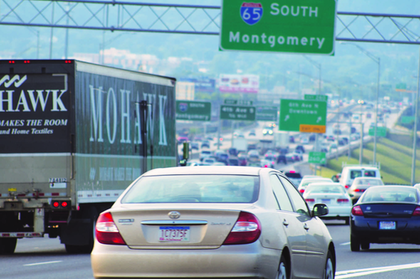 Forcing more trucks into daytime traffic can increase the incidence of non-fatal wrecks.