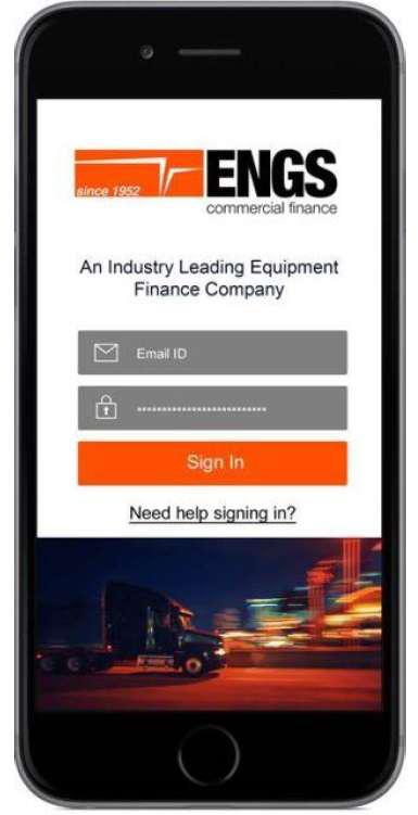 Commercial truck financier launches mobile app