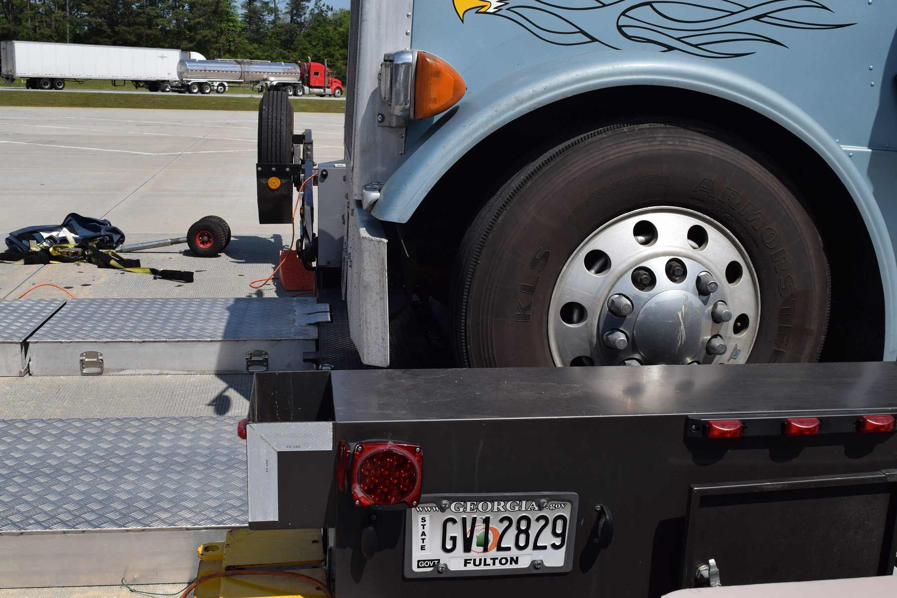The Roadcheck effect, take two: 10 toughest states for tire violations