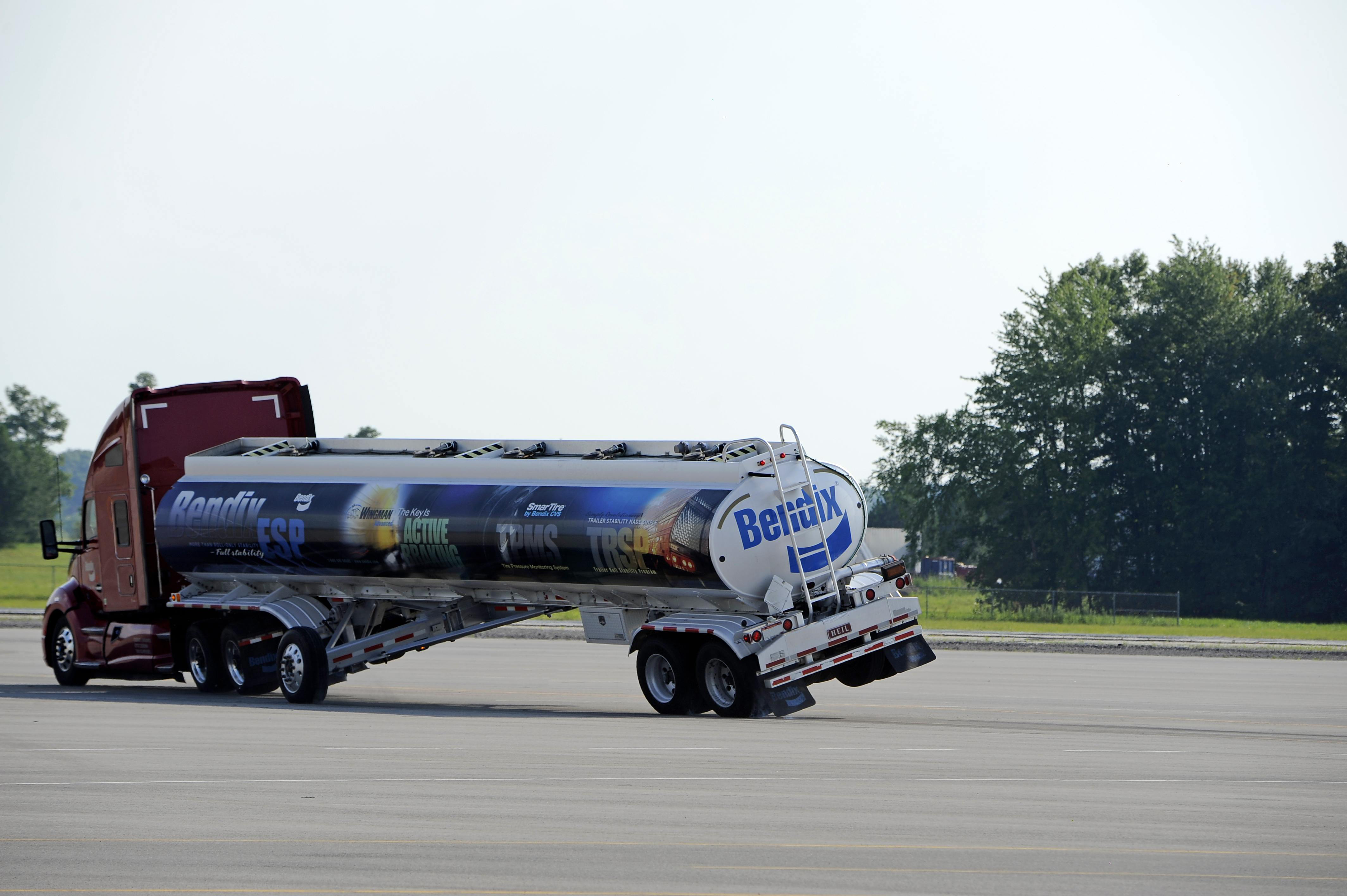 Bendix hits sales milestone with Electronic Stability Control systems