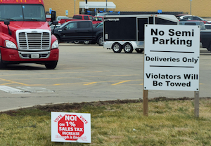 Parking capacity issue, redux: Va. DOT shelves truck rest area plans