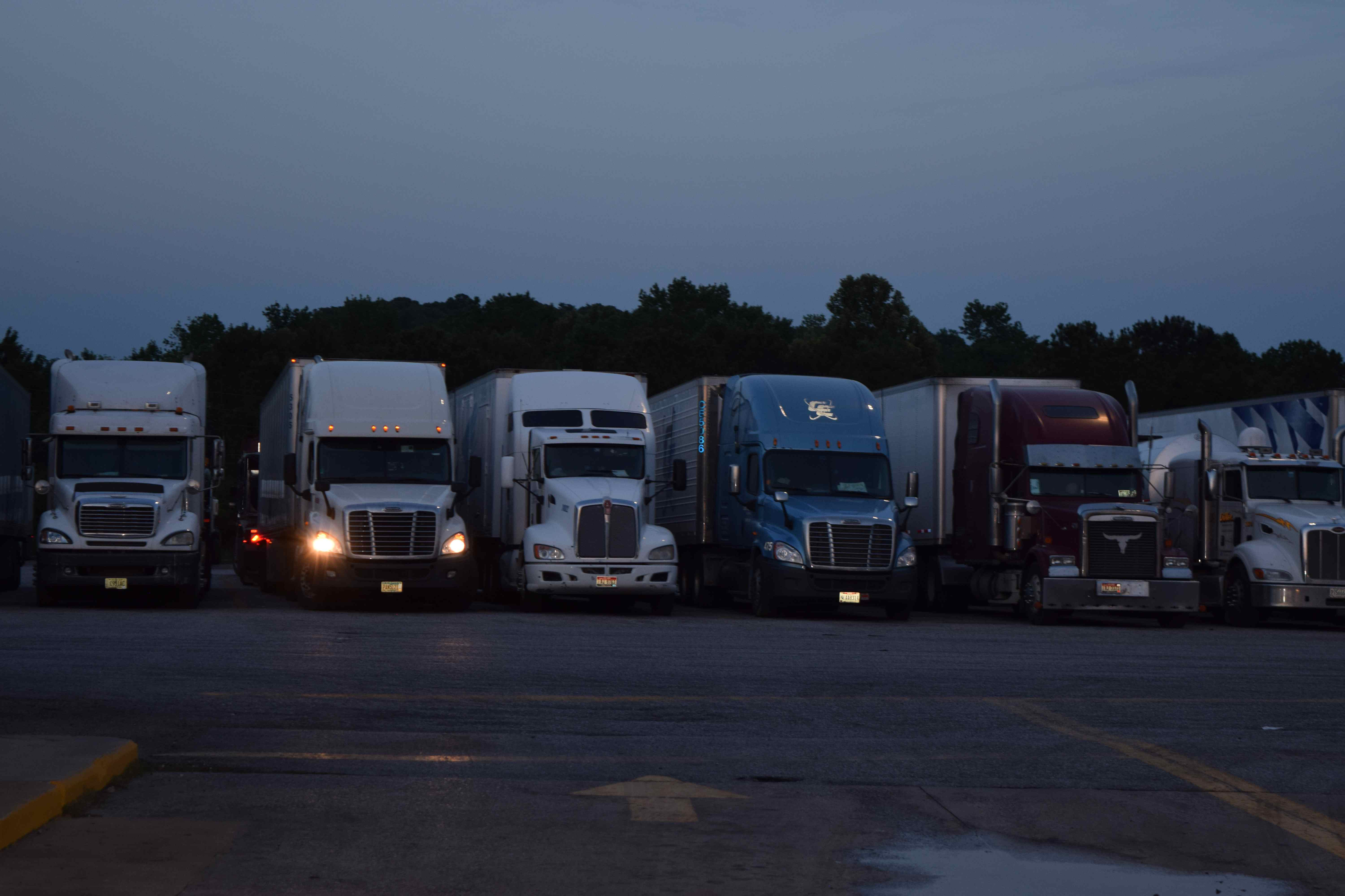 Virginia Sets Meeting On New Trucker Rest Area