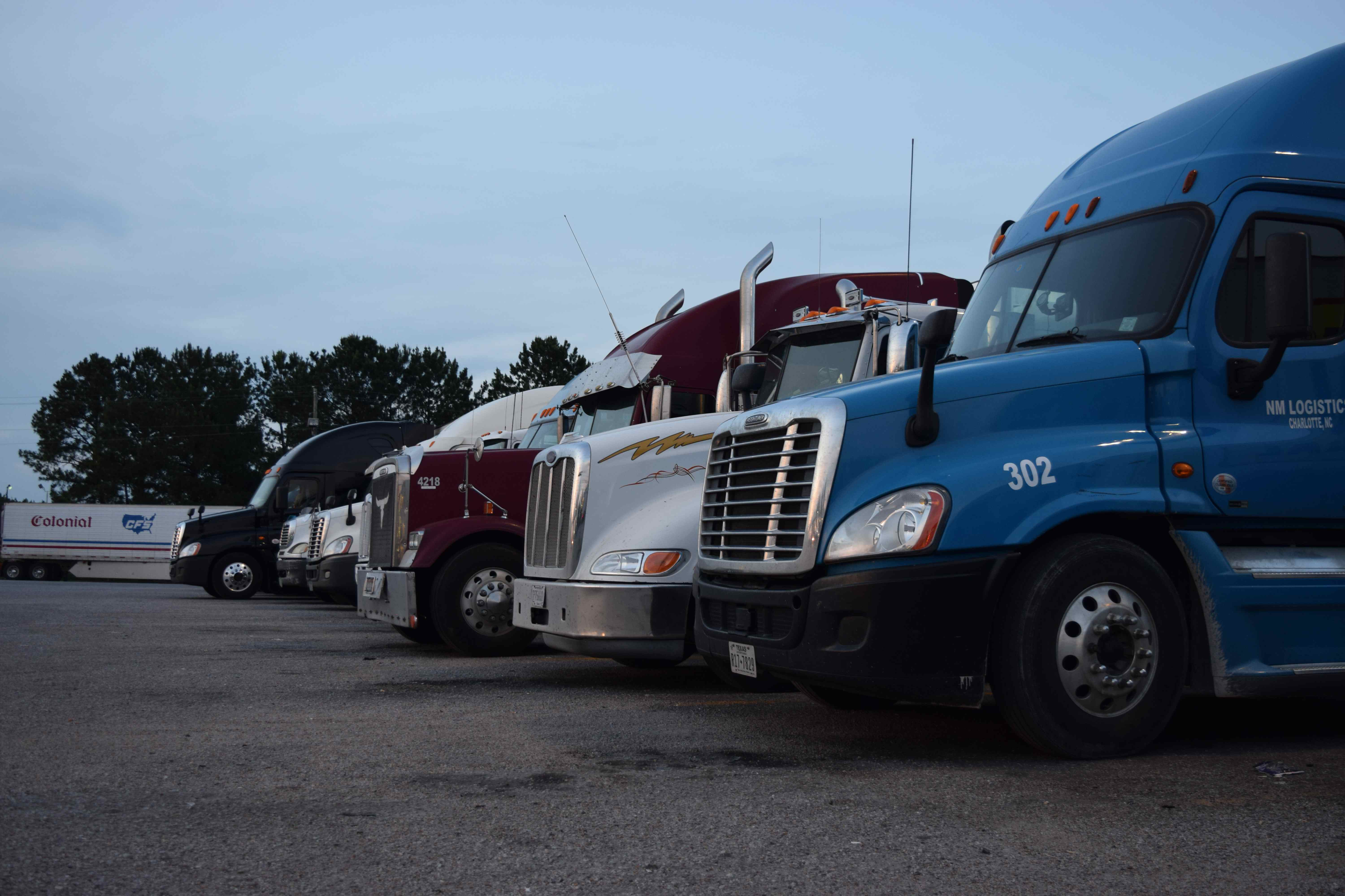 Truck parking coalition talks converting existing facilities to truck parking, other fixes at second meeting