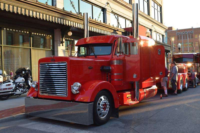 Photos/video: SuperRigs takes over downtown Joplin with ...