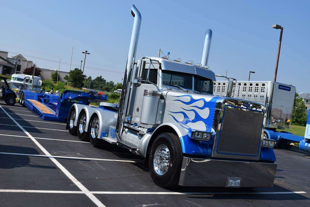 Photos Top Working Show Trucks On Display In Joplin At