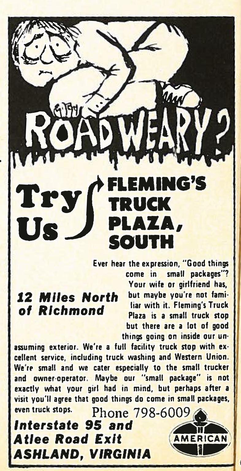 roadweary