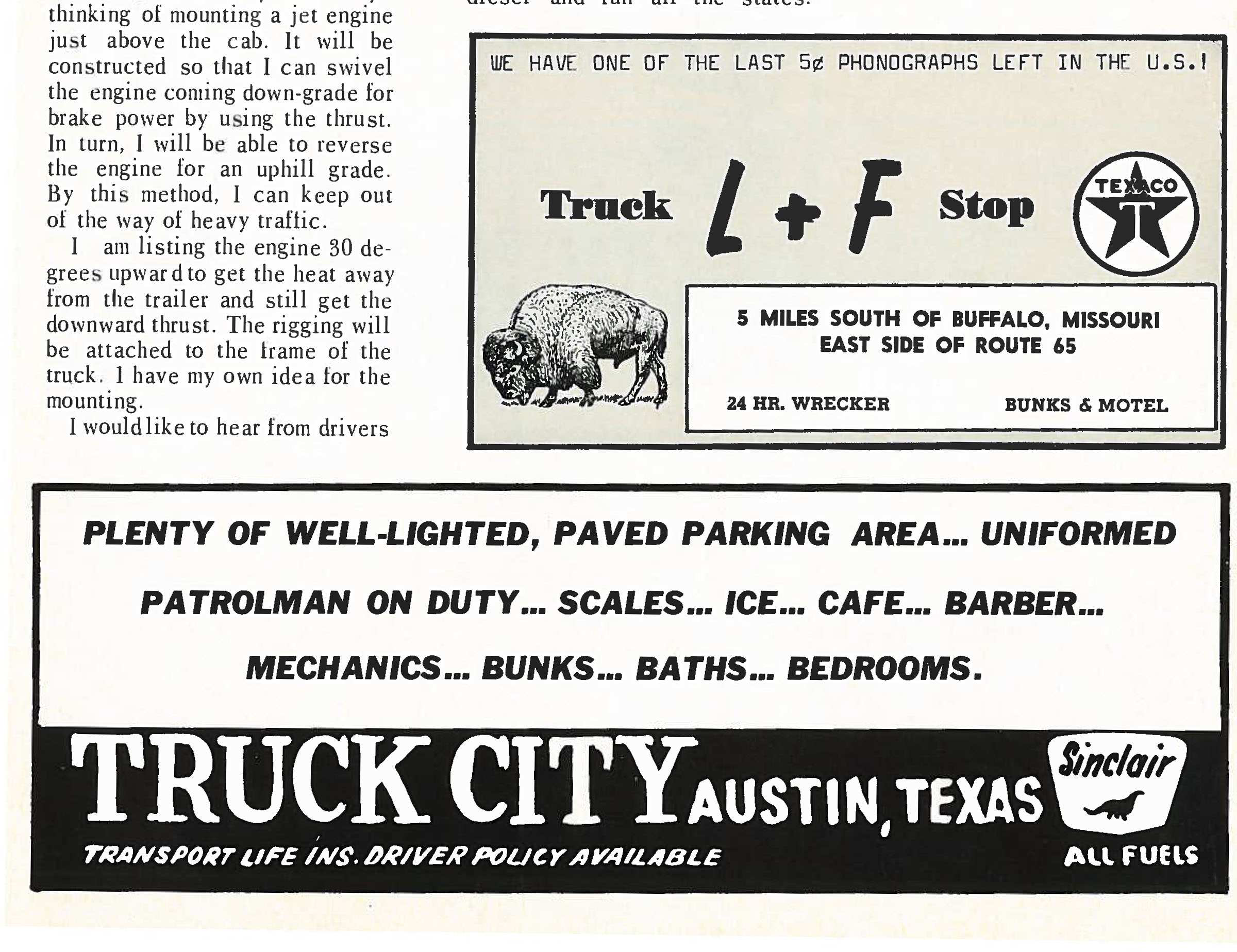 """Discount ditties 