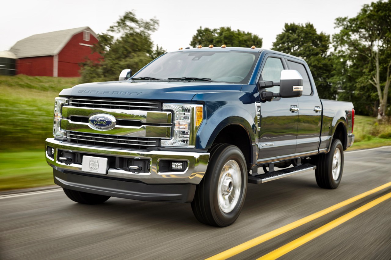 New GATS pavilion offers chance to drive '17 Ford Super Duty, test new diesel treatment